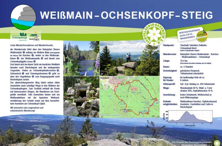 WEIßMAIN-OCHSENKOPF- STEIG